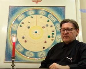 лауреат международных астрологических конференций, автор книг по астрологии