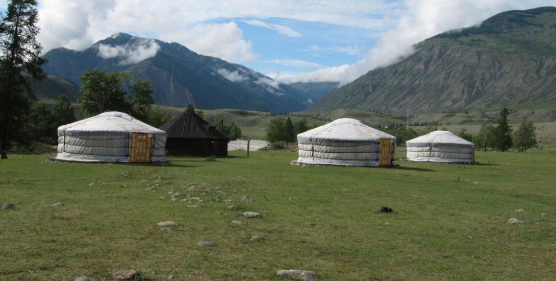 Поездки по местам силы — Алтай
